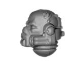Warhammer 40k Bitz: Space Marines - Primaris Hellblasters - Kopf I