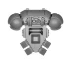 Warhammer 40k Bitz: Space Marines - Primaris Hellblasters - Accessoire A - Rückenmodul