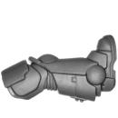 Warhammer 40k Bitz: Space Marines - Primaris Hellblasters - Torso A4 - Rechts, Bein