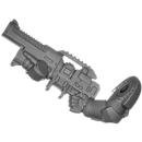Warhammer 40k Bitz: Space Marines - Primaris Hellblasters - Torso A6 - Rechts, Plasma Incinerator