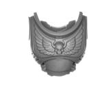 Warhammer 40k Bitz: Space Marines - Primaris Hellblasters - Torso B1 - Front