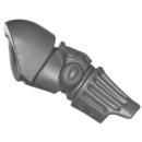Warhammer 40k Bitz: Chaos Space Marines - Rubric Marines - Waffe A1 - Arm, Aspiring Sorcerer