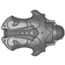 Warhammer 40k Bitz: Chaos Space Marines - Rubric Marines - Kopf I