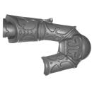 Warhammer 40k Bitz: Chaos Space Marines - Rubric Marines - Beine B3 - Links