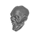 Kings of War: Undead Zombies Head B