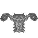 Warhammer 40k Bitz: Chaos Space Marines - Rubric Marines - Rückenmodul B