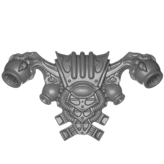 Warhammer 40k Bitz: Chaos Space Marines - Rubric Marines - Rückenmodul G