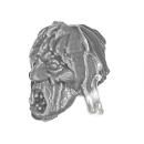 Kings of War: Undead Zombies Head C