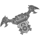 Warhammer 40k Bitz: Chaos Space Marines - Rubric Marines - Rückenmodul K