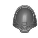 Warhammer 40k Bitz: Chaos Space Marines - Rubric Marines - Schulterpanzer H