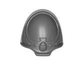 Warhammer 40k Bitz: Chaos Space Marines - Rubric Marines - Schulterpanzer I