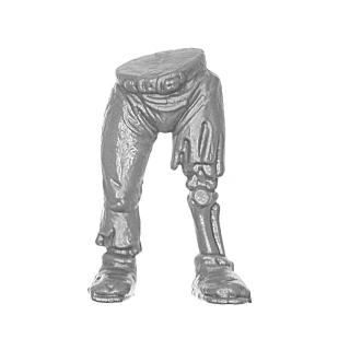 Warhammer AoS Bitz: VAMPIRFÜRSTEN - 008 - Zombies - Beine C