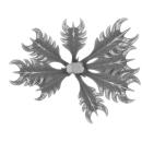 Citadel Bitz: Barbed Bracken - Plant A01 - Medium