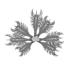 Citadel Bitz: Barbed Bracken - Plant A08 - Large
