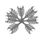 Citadel Bitz: Barbed Bracken - Plant A09 - Large