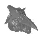 Warhammer 40k Bitz: Chaos Space Marines - Tzaangors - Kopf B
