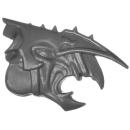 Warhammer 40k Bitz: Chaos Space Marines - Tzaangors - Head C