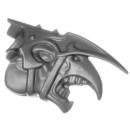 Warhammer 40k Bitz: Chaos Space Marines - Tzaangors - Head D