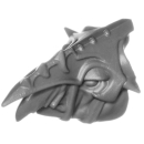 Warhammer 40k Bitz: Chaos Space Marines - Tzaangors - Kopf E