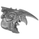 Warhammer 40k Bitz: Chaos Space Marines - Tzaangors - Head F