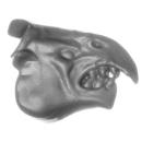 Warhammer 40k Bitz: Chaos Space Marines - Tzaangors - Head I