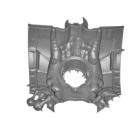 Warhammer 40k Bitz: Chaos Space Marines - Helbrute - Torso A07 - Front