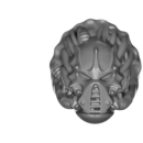 Warhammer 40k Bitz: Chaos Space Marines - Helbrute - Head D