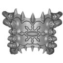 Warhammer 40k Bitz: Chaos Space Marines - Helbrute - Torso A11 - Chest Armor