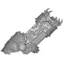 Warhammer 40k Bitz: Chaos Space Marines - Helbrute -...