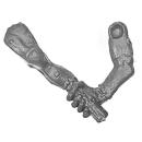 Warhammer AoS Bitz: VAMPIRFÜRSTEN - 008 - Zombies - Waffe A - Arm mit Bein