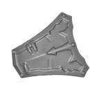 Warhammer 40k Bitz: Chaos Space Marines - Helbrute - Torso D08 - Hip Armor