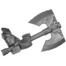 Warhammer AoS Bitz: ORRUKS - 001 - Ardboys - Axe F1