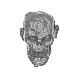 Warhammer AoS Bitz: VAMPIRFÜRSTEN - 008 - Zombies - Kopf F