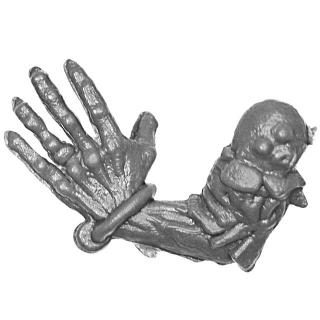 Warhammer AoS Bitz: VAMPIRFÜRSTEN - 008 - Zombies - Arm A - Links