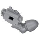 Warhammer 40k Bitz: Grey Knights - Grey Knight Trupp - Waffe L1 - Sturmbolter