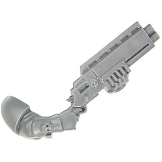 Warhammer 40k Bitz: Space Marines - Scouts - Waffe A2 - Schrotflinte