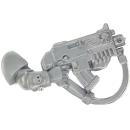 Warhammer 40k Bitz: Space Marines - Scouts - Waffe B1 - Bolter