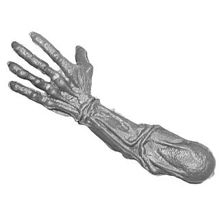 Warhammer AoS Bitz: VAMPIRFÜRSTEN - 008 - Zombies - Arm E - Links
