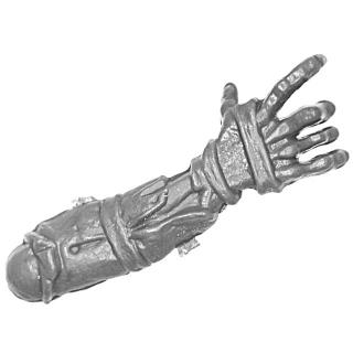 Warhammer AoS Bitz: VAMPIRFÜRSTEN - 008 - Zombies - Arm G - Rechts