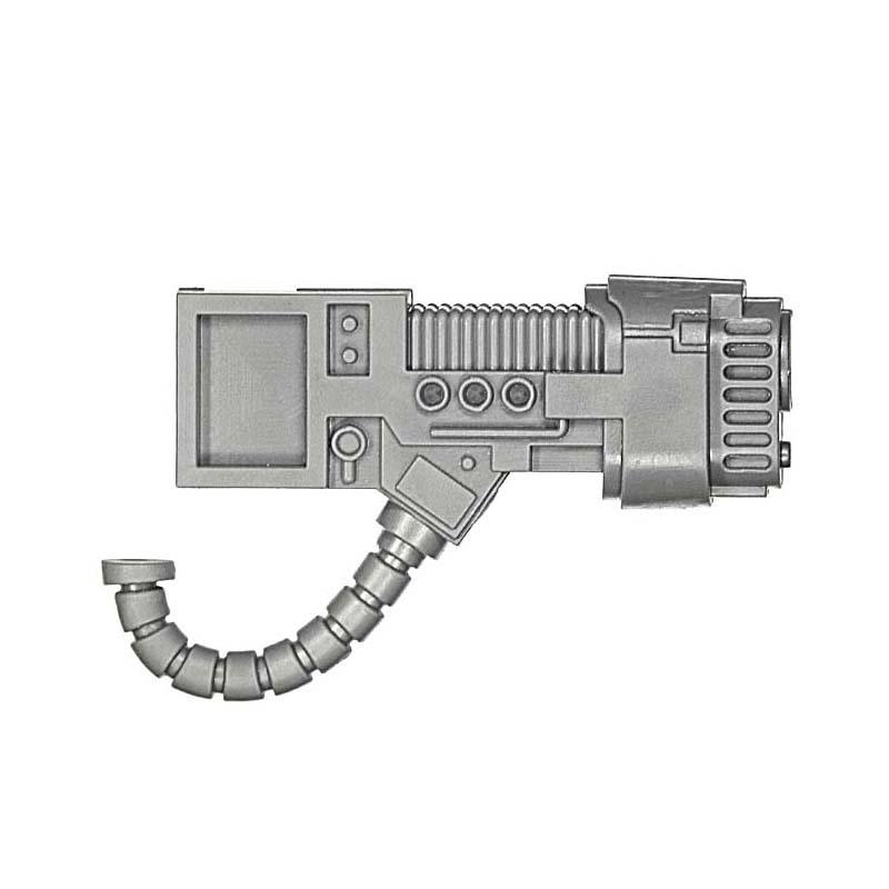 Warhammer 40k Space Marines Venerable Dreadnought Plasma Cannon Bits