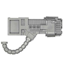 Warhammer 40k Bitz Space Marine - Venerable Dreadnought - Plasma Cannon A1