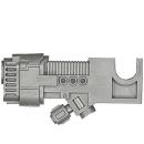 Warhammer 40k Bitz Space Marine - Venerable Dreadnought - Plasma Cannon A2