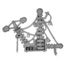 Warhammer 40k Bitz: Orks - Mega Nobz - Kustom-Forecfield A1