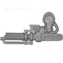 Warhammer 40k Bitz: Space Marines - Terminator Squad - Assault Cannon A1