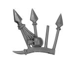 Warhammer 40K Bitz: Chaos Space Marines - Chaosterminatoren - Trophäen C1