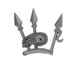 Warhammer 40K Bitz: Chaos Space Marines - Chaosterminatoren - Trophäen C2