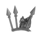 Warhammer 40K Bitz: Chaos Space Marines - Chaosterminatoren - Trophäen D2
