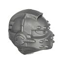 Warhammer 40k Bitz: Space Marine - Venerable Dreadnought - Head A