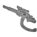 Warhammer 40k Bitz: Militarum Tempestus - Scions / Command Squad - Hot Shot Lasgun C3