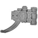 Warhammer 40k Bitz: Militarum Tempestus - Scions / Command Squad - Hot Shot Lasgun A4 - Backpack